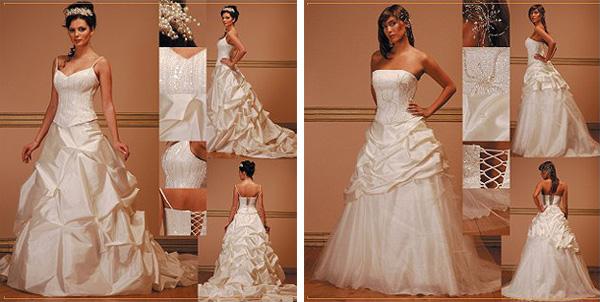 Výprodej svatebních šatů  0a32bb57eb